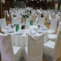 Аренда свадебного стола круглого