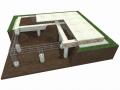 Строительство ж/б фундаментов