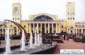 Privokzalnaya Square of the station Kharkiv-passenger, Kharkiv, installation of fountains and window sills with all necessary additional designs (extracts, supports and other)