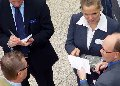 Услуги по обслуживанию деловых встреч и переговоров