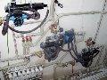 Проведенные работы по монтажу электрической системы отопления