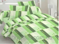 Tailoring of bed linen from fabrics: Printed sheeting fabric of Sh-of 220 cm of RENFORCE and Sh-Percale of 220 cm