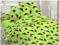 Tailoring of bed linen from fabric: Printed sheeting fabric Sh - 150 cm of SOLO