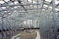 Строительство  быстровозводимых зданий по технологии легкого стального каркаса.