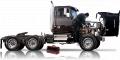Mechanical service maintenance of cargo transport