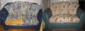 Restoration of soft furniture