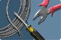 Монтаж низковольтных кабельных сетей