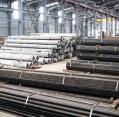 Storage of metal rolling