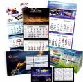 Изготовление календарей разного вида