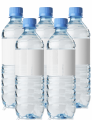 Manufacture of water-resistant paper labels