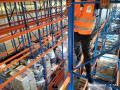 Перенавес травес /Изменения уровней хранения на складских стеллажах