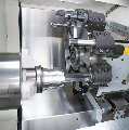 Services in processing of metal on high-precision turning and milling machines and the processing centers with ChPU