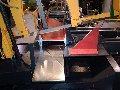 Раскрой листового металла, порезка металлопроката (прутки круглого, квадратного сечения, труба, швеллер, двутавр и др.), порезка металлических и неметалических заготовок в размер, резка поковок, кругляка.