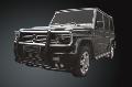 Armor Mercedes-Benz G-class car (VIP cars)