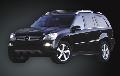 Armor Mercedes-Benz GL car (VIP cars)