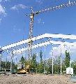 Проектирование, производство и монтаж быстромонтируемых зданий (БМЗ). Производство мобильных домиков.