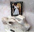 Свадебные слепки, свадебная скульптура