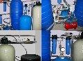 Услуги по централизованной очистке воды в жилых домах.