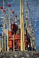 Проектирование линий электропередачи и подстанций классов напряжения до 750 кВ включительно.