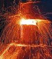 Выплавка, отливка и поставка товарных слитков из конструкционно-легированных сталей