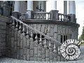 Послуги з облицювання фасадів, цоколів, колон мармуром і гранітом