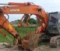 Экскаватор гусеничный Hitachi 210 270