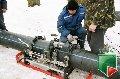 Строительство и ремонт подземных коммуникаций из металлических и полиэтиленовых труб