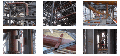 Ремонт трубопроводов, футерованных каменным литьем, систем сточных вод подземного трубопровода, футерованного каменным литьем