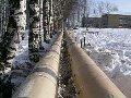 Строительство внешних сетей газо- и водопроводов