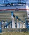 Проектування терміналів для зберігання і перевантаження зрідженого газу (газових сховищ) і газонаповнювальних станцій (ГНС)