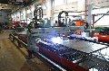 Производим раскрой деталей на станке плазменной резки Ajan, Турция. Максимальный размер листа 2 х 6 метров, макс.толщина листа 50 мм.