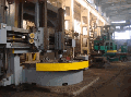 Sheet punching and felling