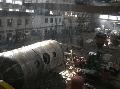Reparation och betjäning av behållare, cisterner och kärl