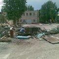 Демонтаж модульных зданий