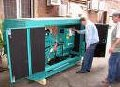 Services in installation, commissioning and maintenance of compressors