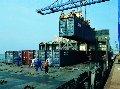Перевалка внешнепортовых и каботажных грузов