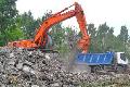 Вывоз и захоронение строительных отходов