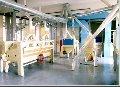 Мельничный комплекс - Зерноочистительное отделение, мощность переработки 580 тонн зерна в сутки