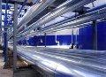 Термоизоляция емкостей и трубопроводов - минераловатные цилиндры АНТАЛ-ПАЙП, Rockwool, защитные покрытия из оцинкованной стали