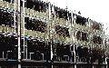 Строительство из легких стальных тонкостенных конструкций (ЛСТК) ограждающих конструкций в сборно-монолитном строительстве