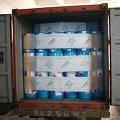 Стаффировка груза в контейнеры