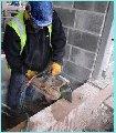 Резка бетона алмазная