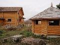 Беседки, конструкции для крытых аллей деревянные
