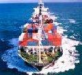 Морские контейнерные перевозки грузов.