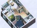 Выполнение 3-D визуализации дизайна интерьеров помещений