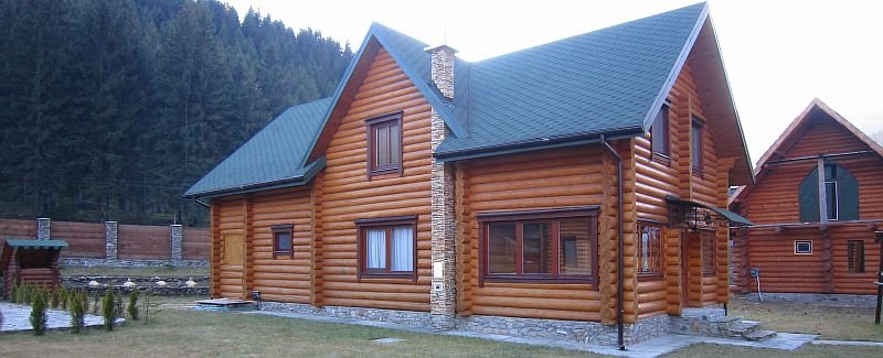 Srub-dom, ChP